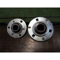 "STAMPED FLANGE BEARING - LIGHT DUTY (4""x1 1/4 flanged bearing)"