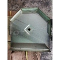 "15"" END PLATE (PUSH-UP END PLATE)"