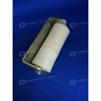 "Gate guide 4"" C type double roller"