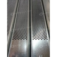 "3"" Flat Slat Perforated"